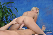 Naughty Girl Callie Cobra Fucks Her Massage Client After A Rub Down - Picture 12