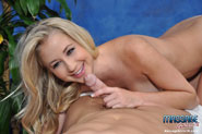 Cute 18 Year Old Massage Therapist Casi James Gives A Little More Than A Massage - Picture 11