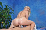 Cute 18 Year Old Massage Therapist Casi James Gives A Little More Than A Massage - Picture 14