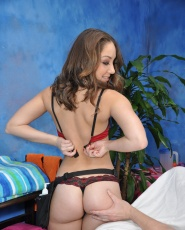 Naughty Girl Remy Lacroix Fucks Her Massage Client After A Rub Down - Picture 8