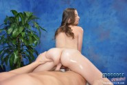 Naughty Girl Summer Rae Fucks Her Massage Client After A Rub Down - Picture 13