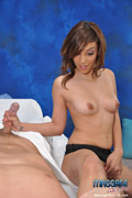 Sexy 18 Year Old Princess Gives A Very Sensual Massage And A Smile On His Face! - Picture 10